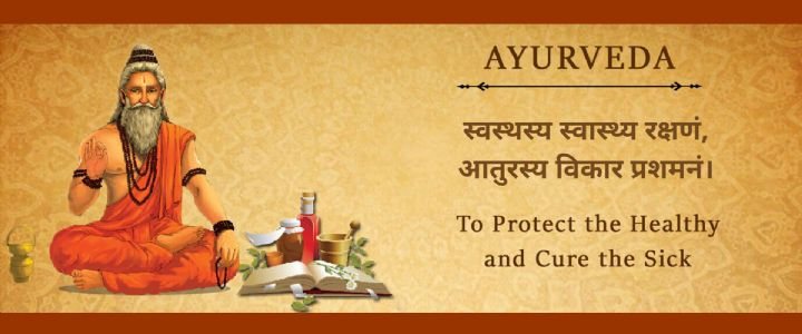 Ayurved help us lead a healthy, happy, stress-free and disease-free life